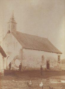 Chapelle de la Villée avant