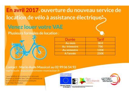 affiche Mairies lancement VAE