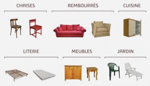 tri meubles