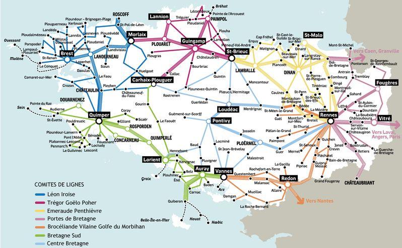 Questionnaire – Réseau de transport BreizhGo